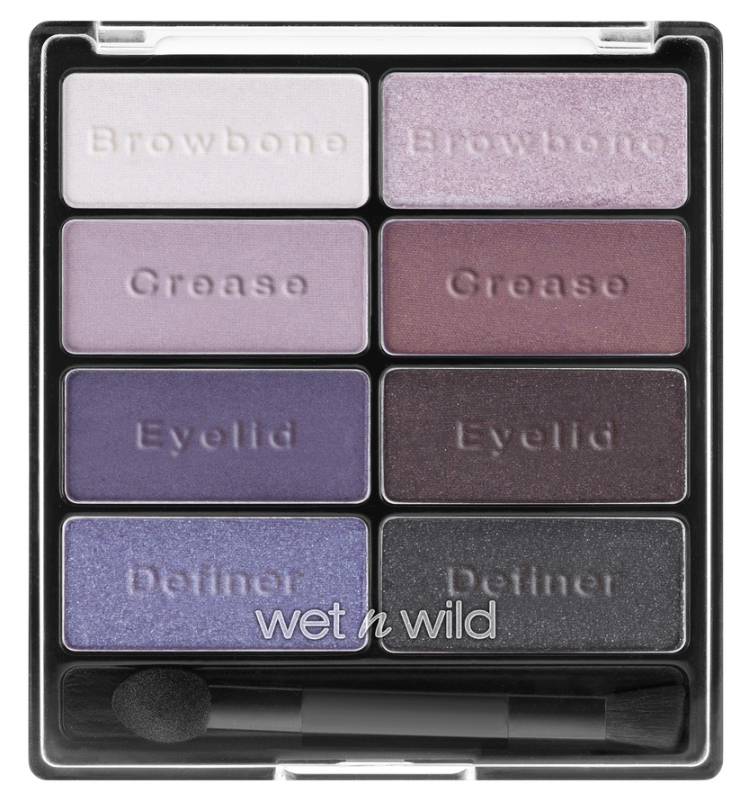 Wet`n Wild Color Icon Øyenskyggepalett Petal Pusher E736