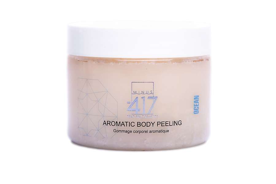 Minus417 Aromatic Body Peeling Ocean 360ml