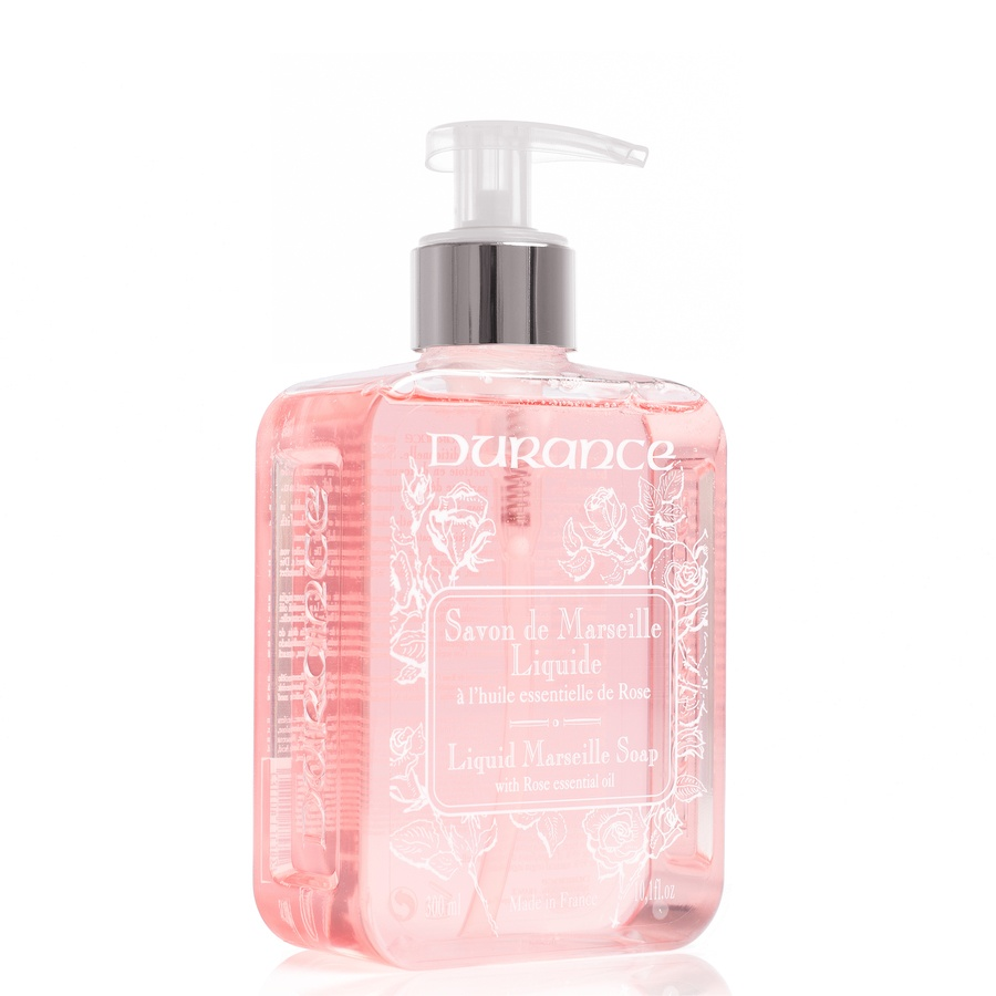 Durance Liquid Marseille Soap With Rose 300ml