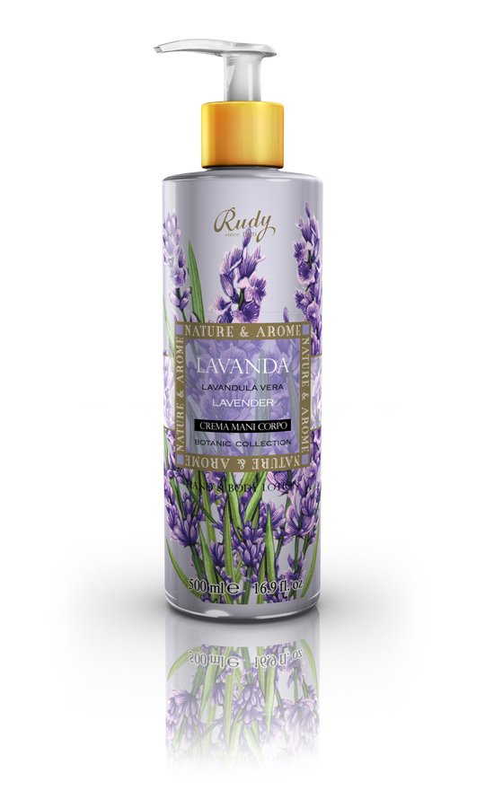 Nature & Arome Hand & Bodylotion Lavender 500ml