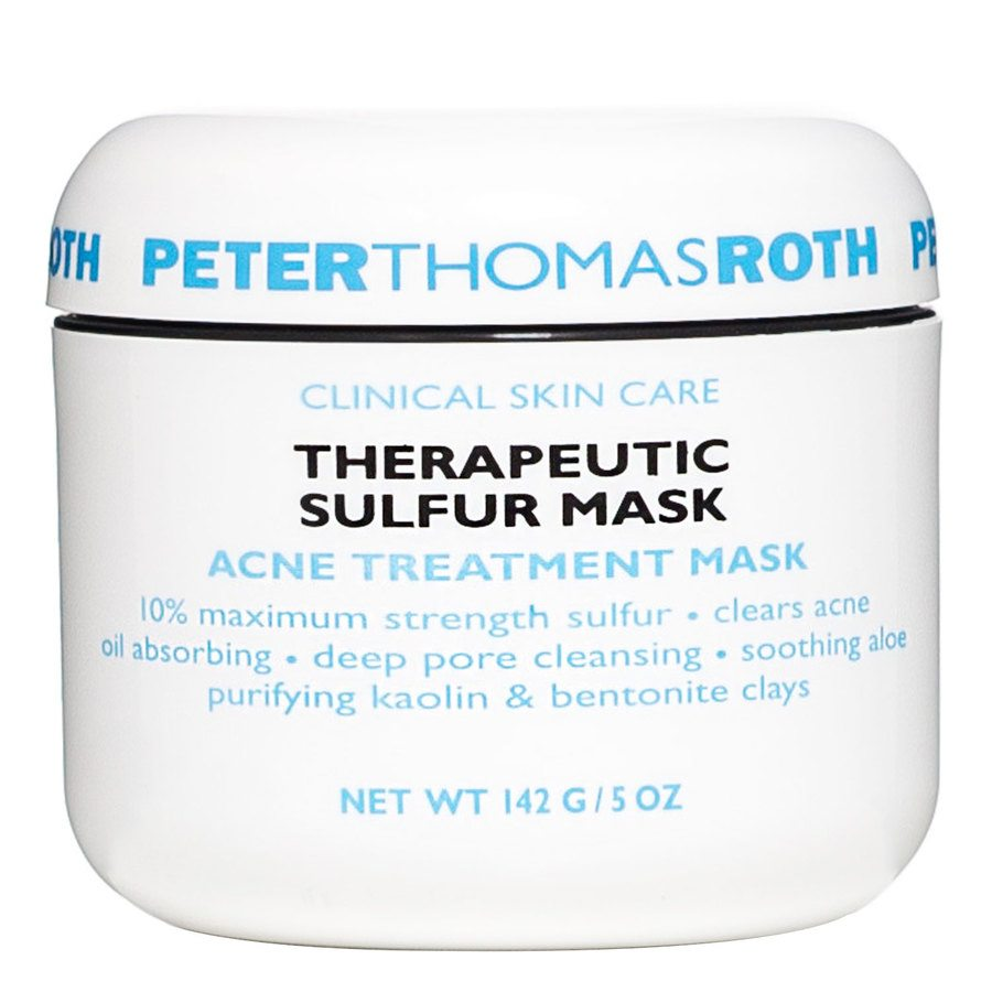 Peter Thomas Roth Therapeutic Sulfur Mask  Acne Treatment Mask 142g