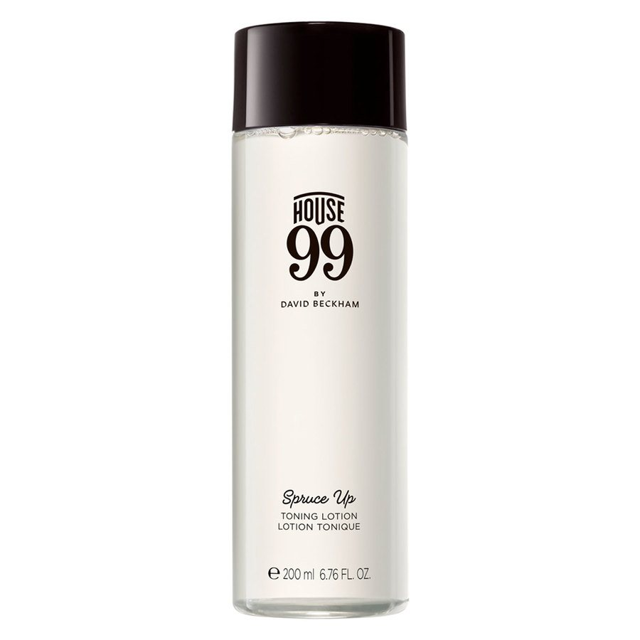 House 99 by David Beckham Spruce Up Toning Lotion 200ml