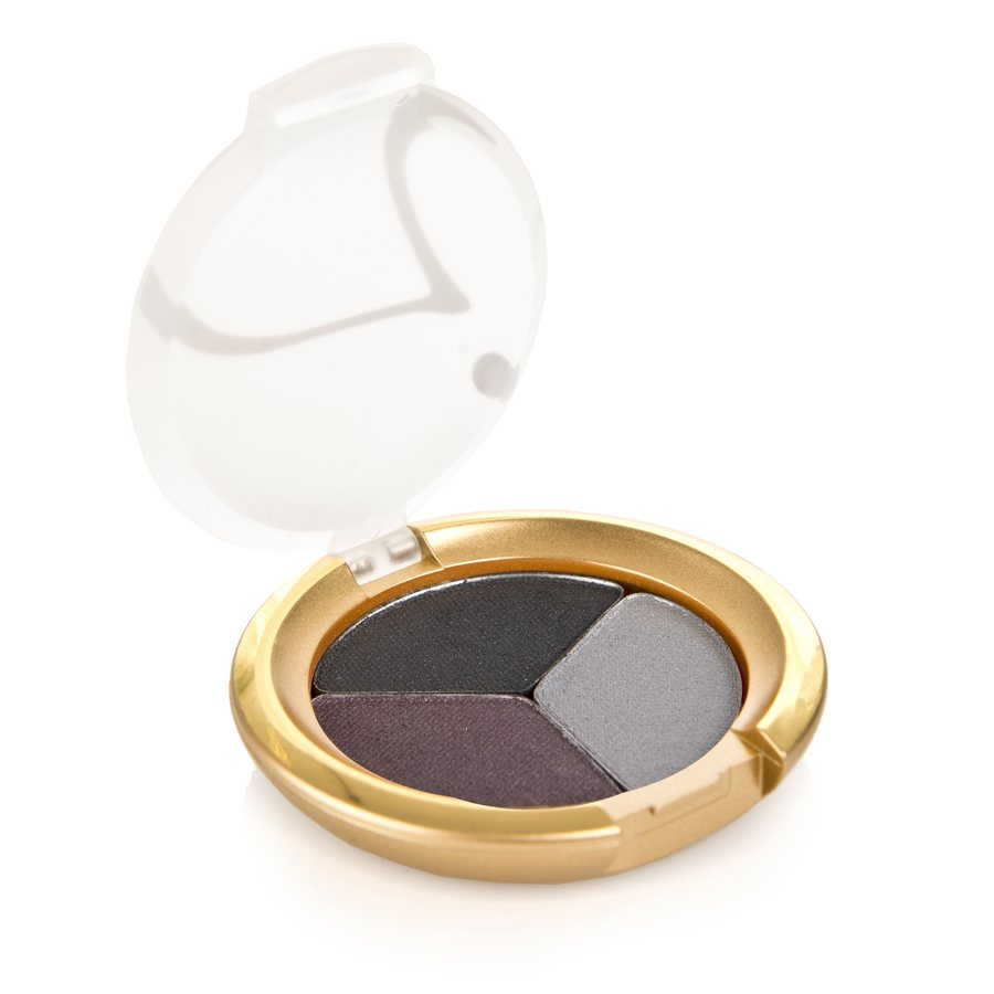 Jane Iredale PurePressed Triple Eye Shadow Silver Lining 2,8g