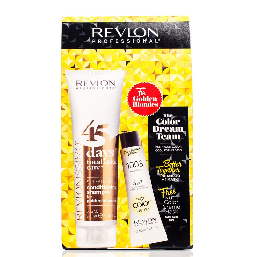 Revlon The Color Dream Team Golden Blondes 2 Deler