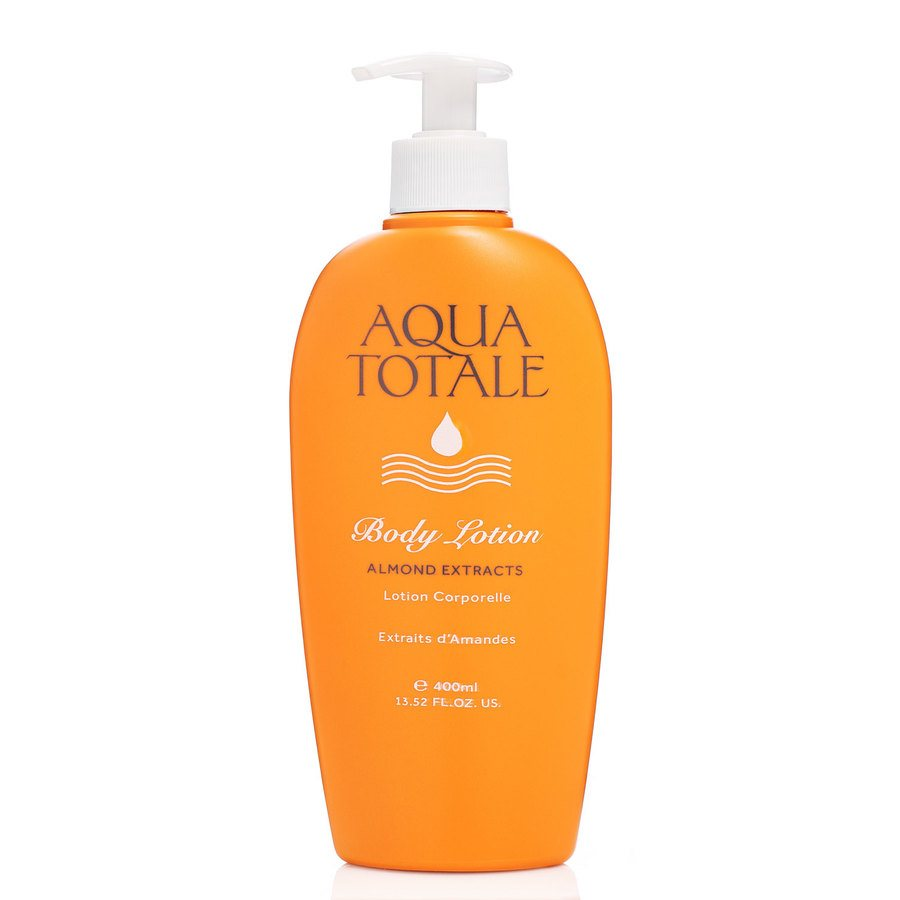 Aqua Totale Bodylotion Almond 400ml
