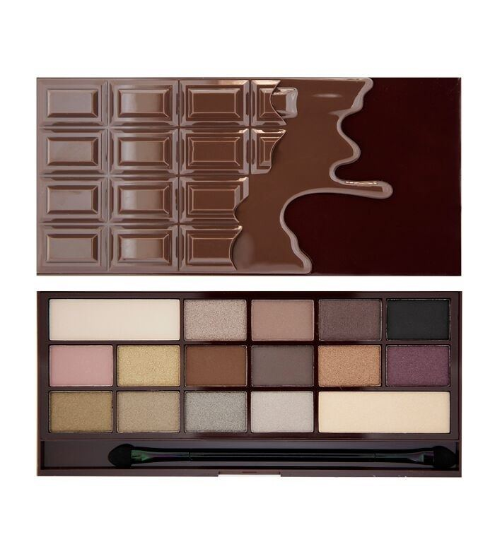 Makeup Revolution I Heart Makeup Death By Chocolate 22g