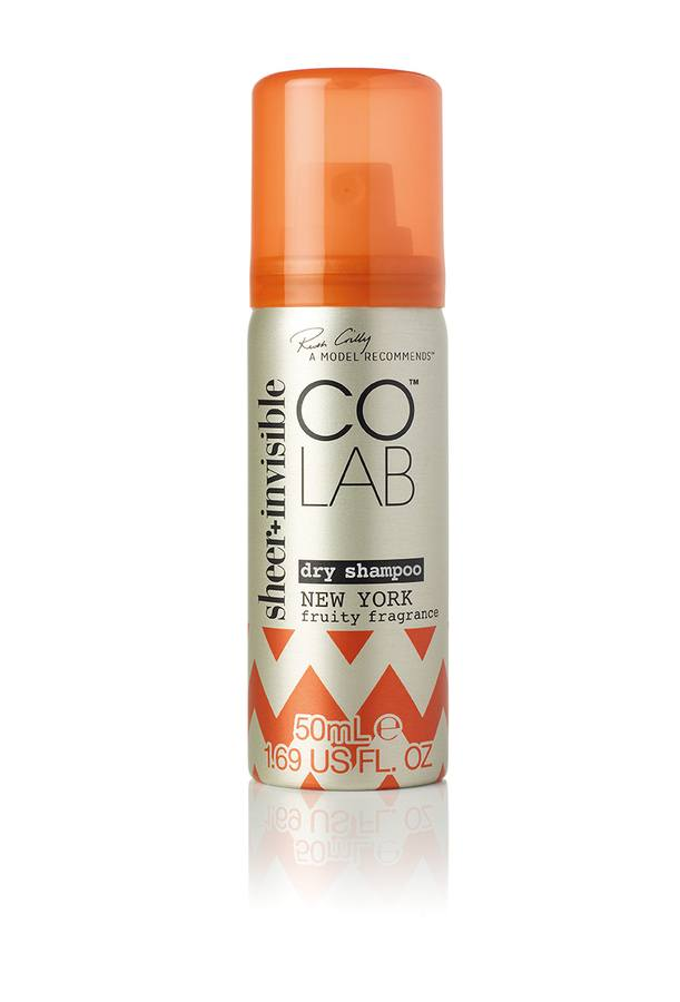 Colab Sheer & Invisible Dry Shampoo New York 50ml