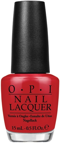 OPI Brazil Collection Red Hot Rio NLA70 15ml