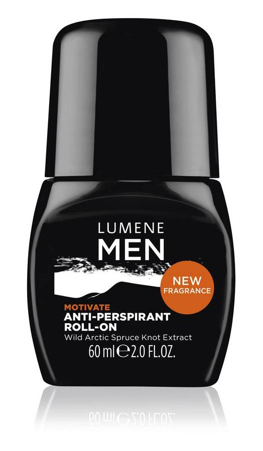 Lumene Men Motivate Anti-Perspirant Roll-On 60ml