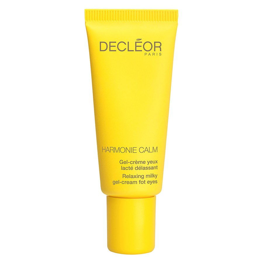 Decléor Harmonie Calm Relaxing Milky Gel-Cream For Eyes 15ml
