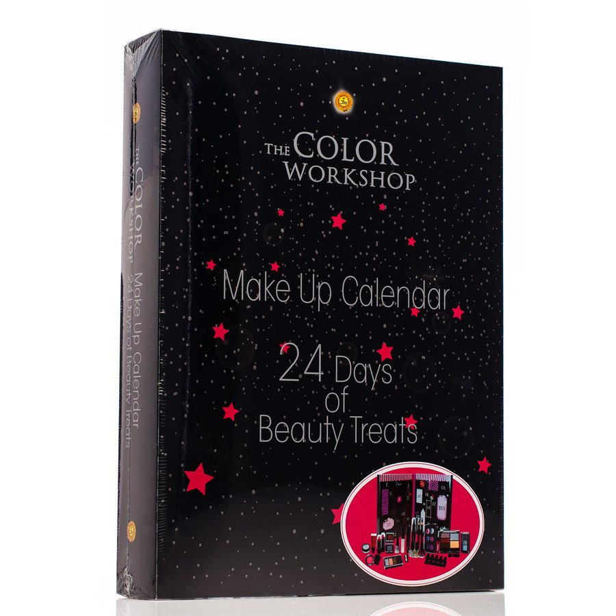 Advent Makeup Calendar 24 Days Of Beauty Gifts