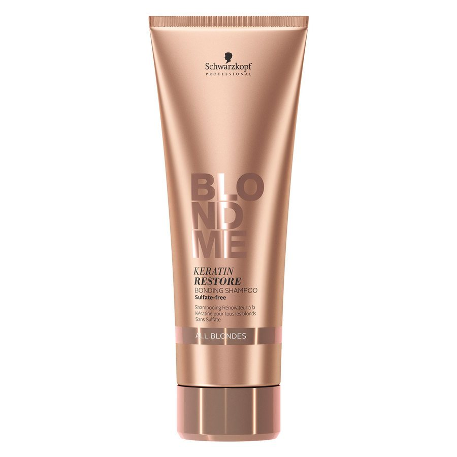 Schwarzkopf Blondme All Blondes Keratin Shampoo 250ml