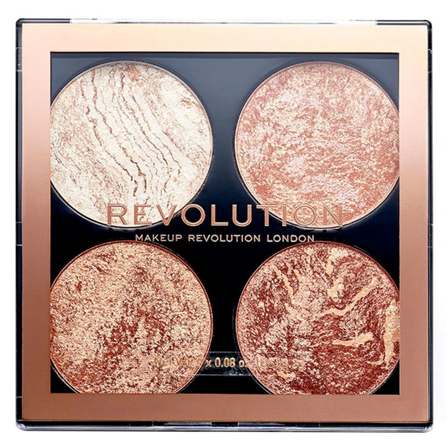 Makeup Revolution Cheek Kit Palette Don't Hold Back 8,8g