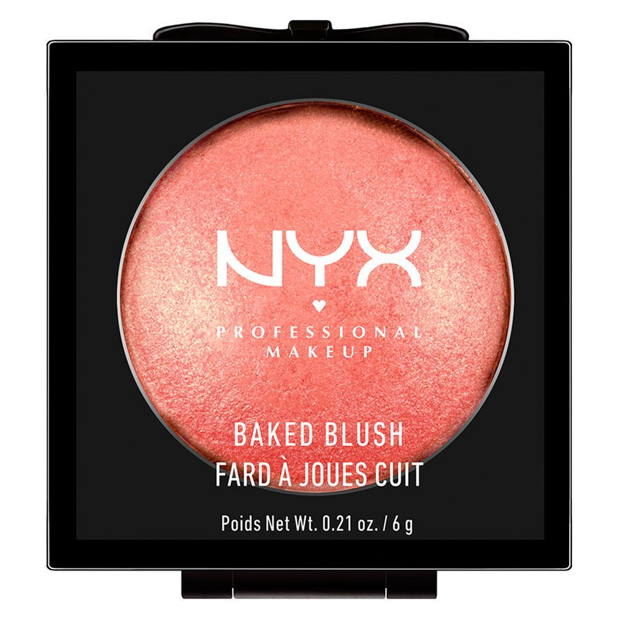 NYX Prof. Makeup Baked Blush Foreplay BBL05