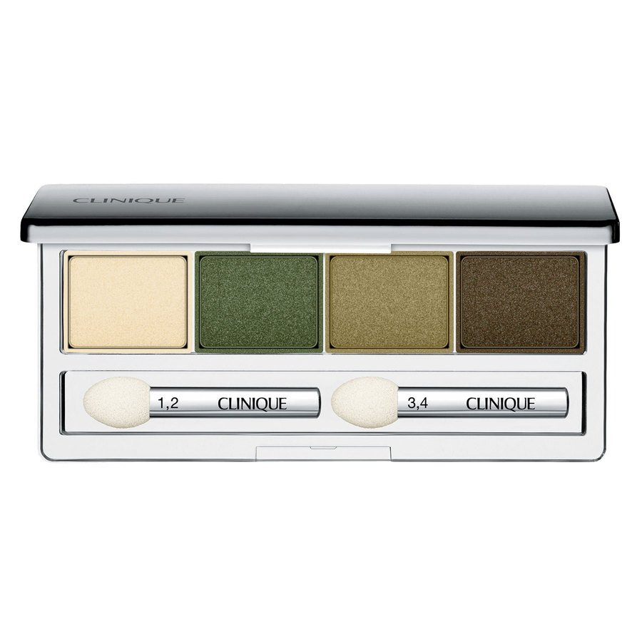 Clinique All About Shadow Quads On Safari 4,8g