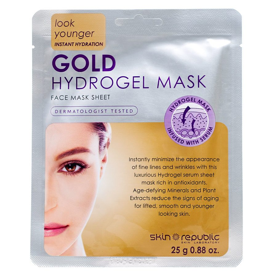 Skin Republic Gold Hydrogel Face Mask 25g