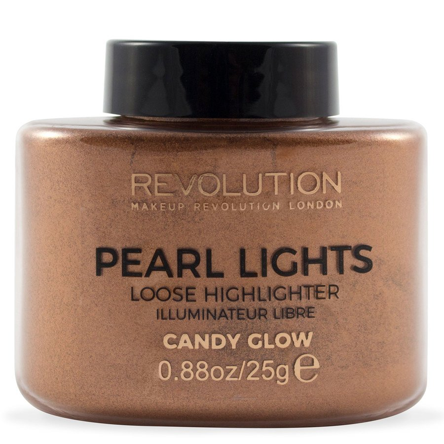 Makeup Revolution Pearl Lights Loose Highlighter Candy Glow 25g