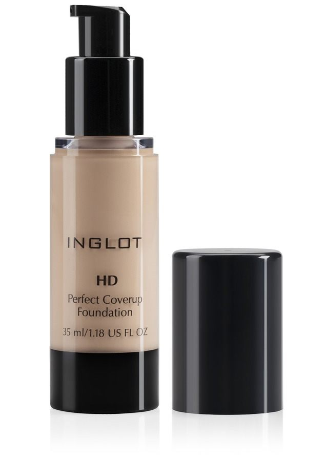 INGLOT HD Perfect Coverup Foundation 79 35ml