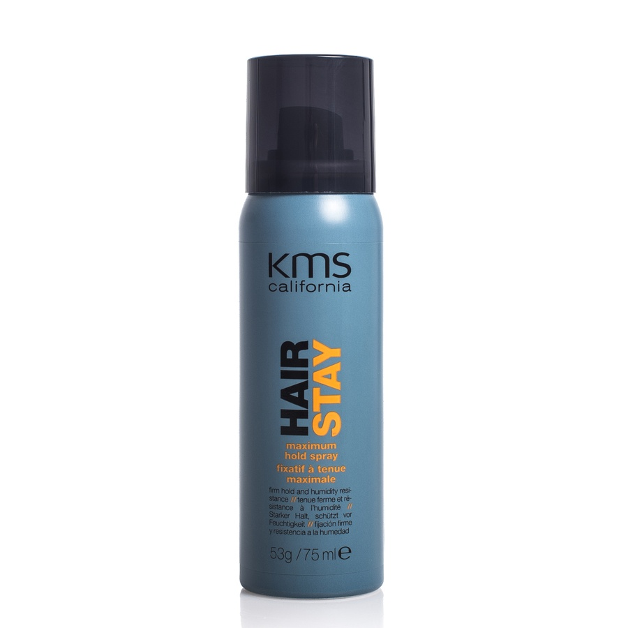 Kms California Hairstay Maximum Hold Spray 75ml