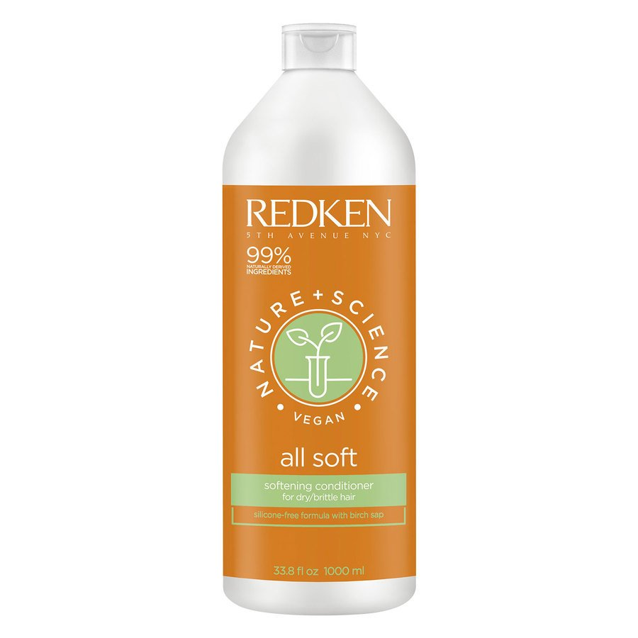 Redken Nature + Science All Soft Conditioner 1000ml