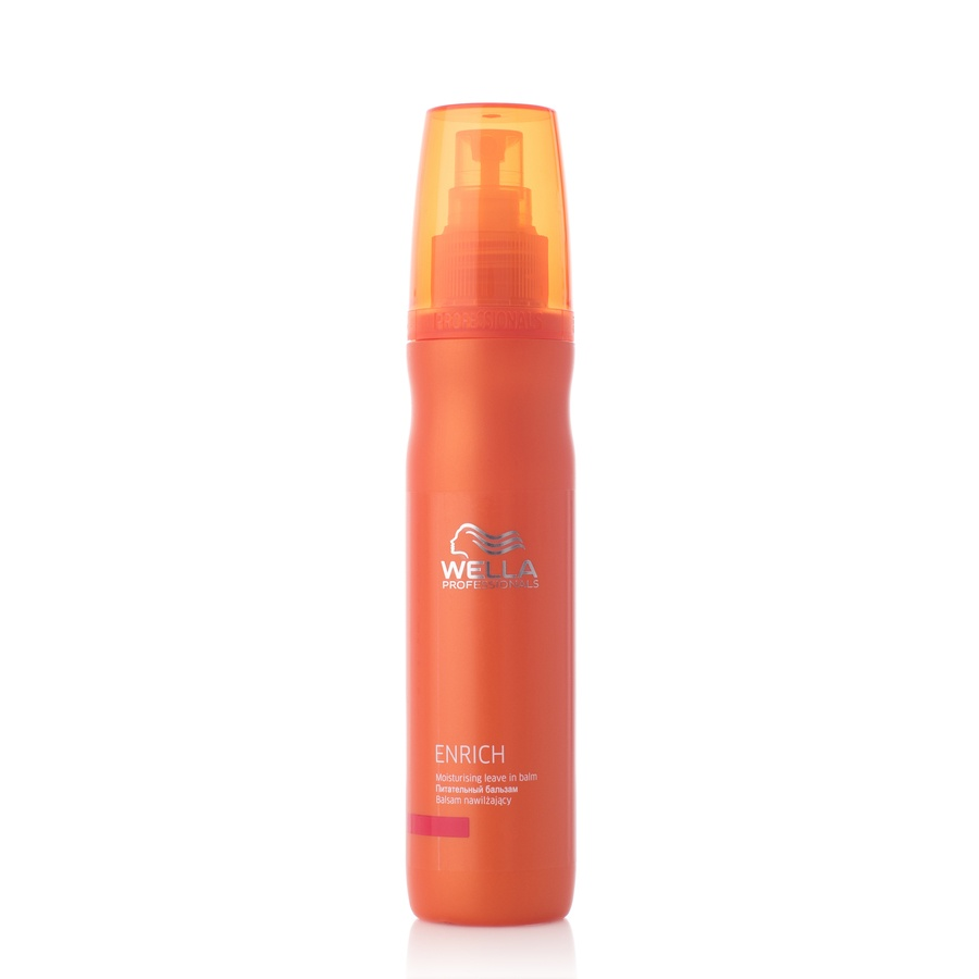 Wella Professionals Enrich Moisturizing Leave-In Balm 150ml
