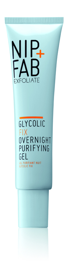NIP+FAB Glycolic Overnight Purifying Gel 40ml