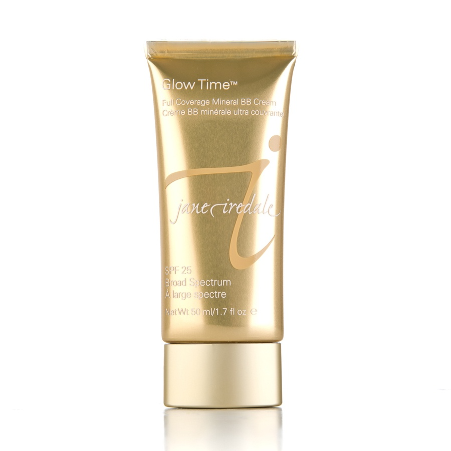 Jane Iredale Glow Time Full Coverage Mineral BB Cream Medium Dark Dark BB9 50ml