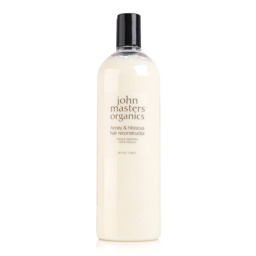 John Masters Organics Honey & Hibiscus Hair Reconstructor Maske 1000ml