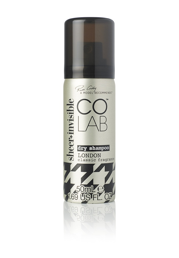 Colab Sheer & Invisible Dry Shampoo London 50ml