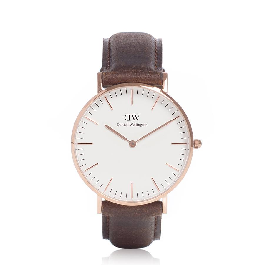 Daniel Wellington Classic Bristol Rose Gold 36mm 0511DW