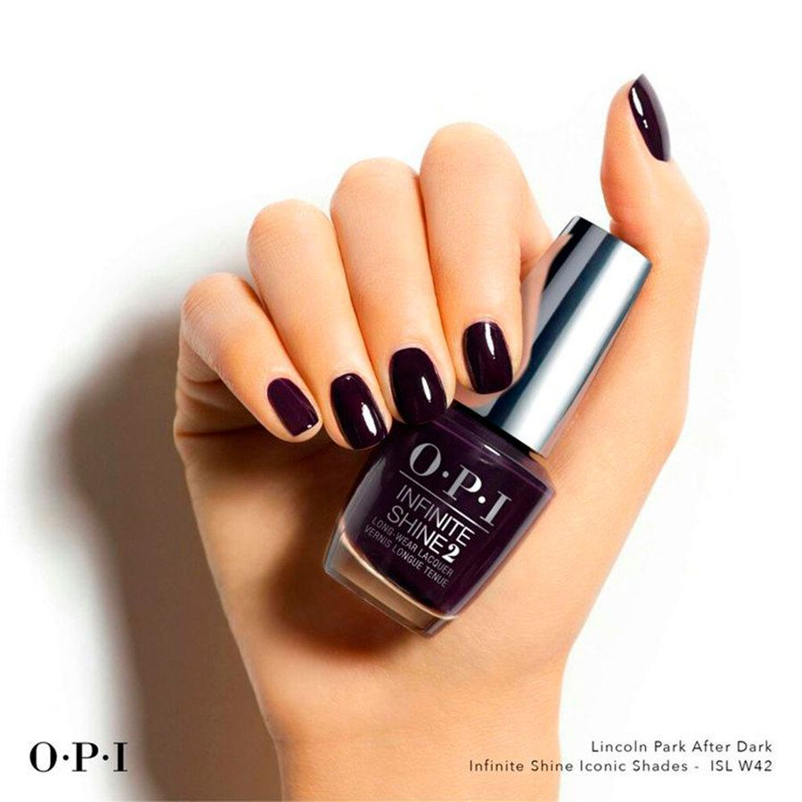 OPI Infinite Shine Lincoln Park After Dark ISLW42 15ml