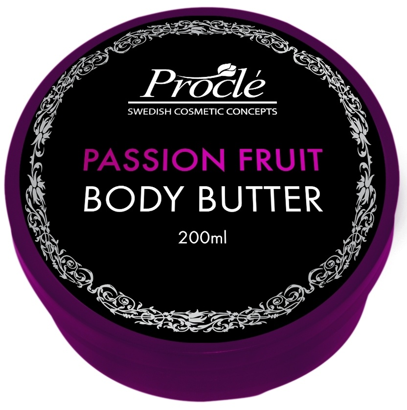 Proclé Body Butter 200ml Passion Fruit