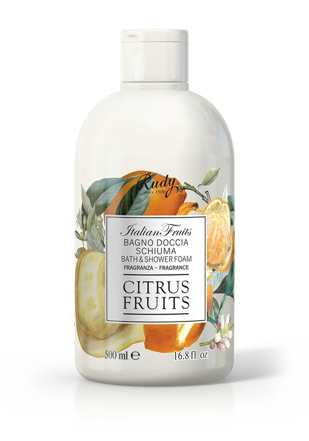 Italian Fruits Bath & Shower Gel Citrus Fruits 500ml