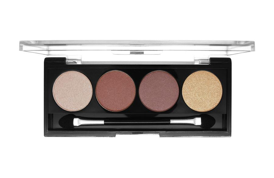 W7 Let's Go Beige Natural Nudes Eye Color 5g