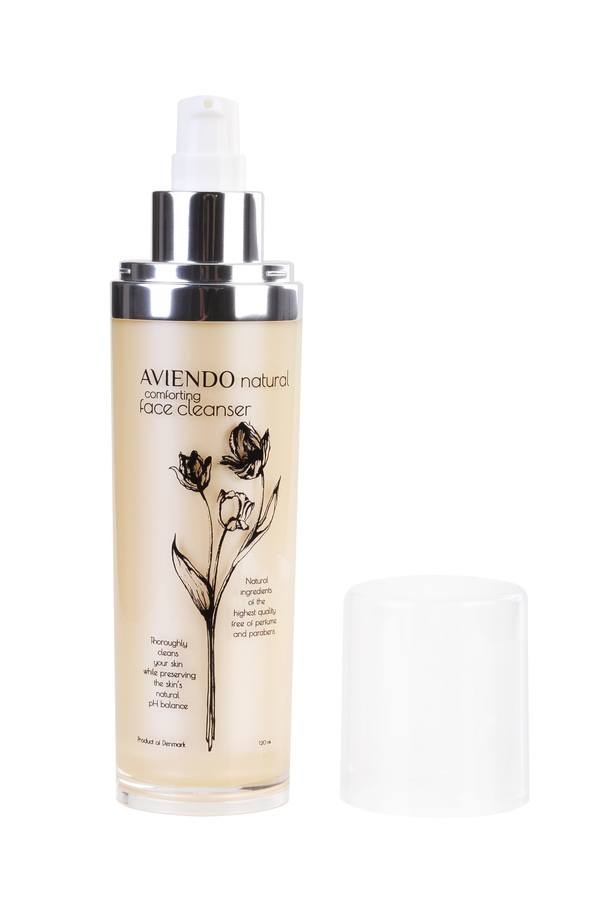 Aviendo Natural Comforting Face Cleanser 120ml