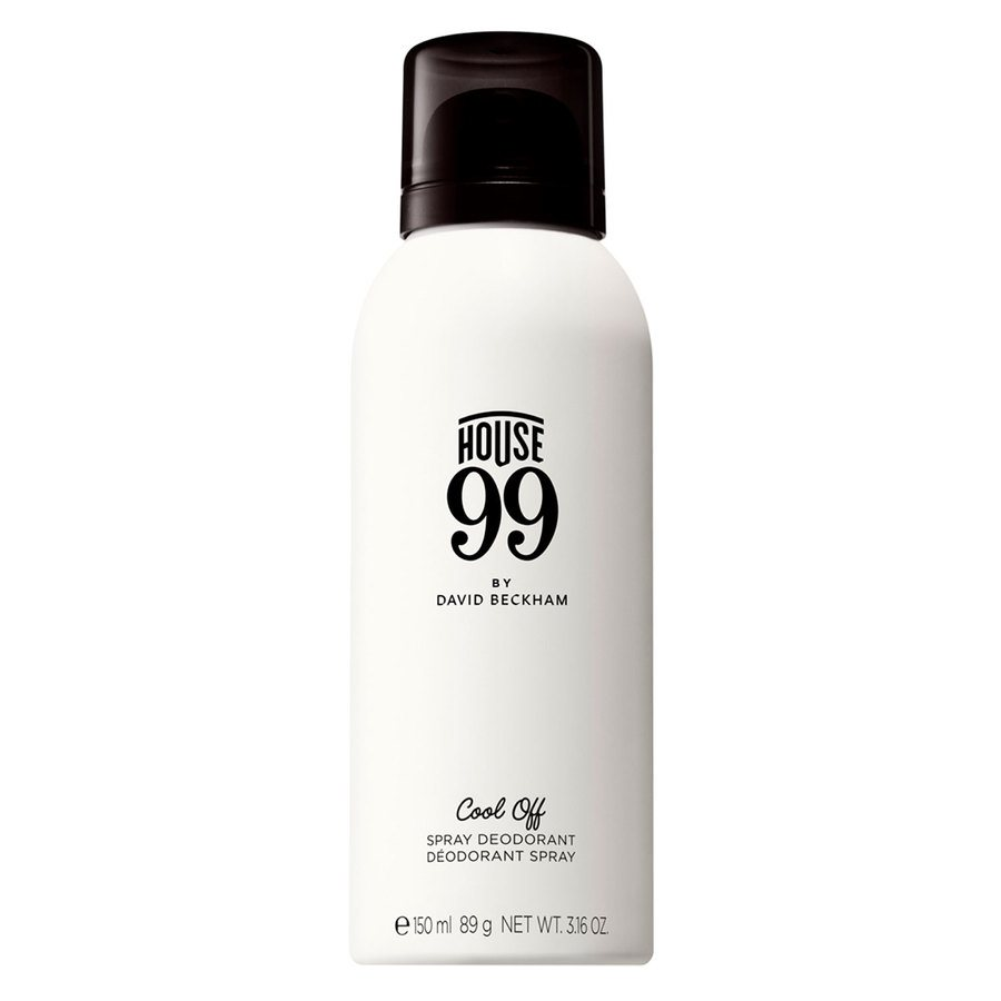 House 99 by David Beckham Cool Off Spray Deodorant 150ml