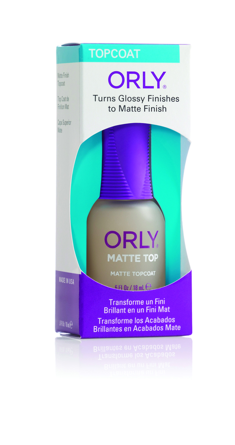 ORLY Treatment Matte Top 18ml