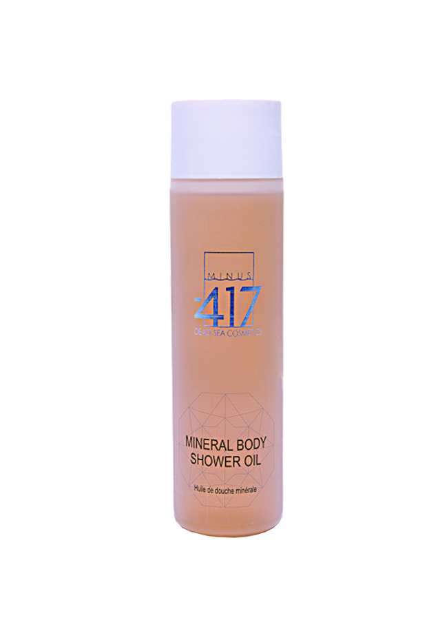 Minus417 Mineral Body Shower Oil Milk & Honey 250ml