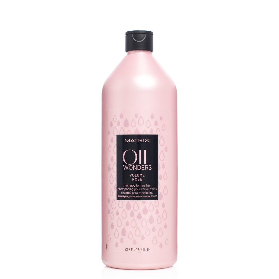 Matrix Oil Wonders Volume Rose Shampoo 1000ml