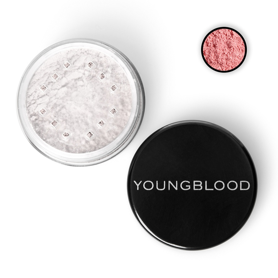 Youngblood Crushed Mineral Blush Tulip 3g