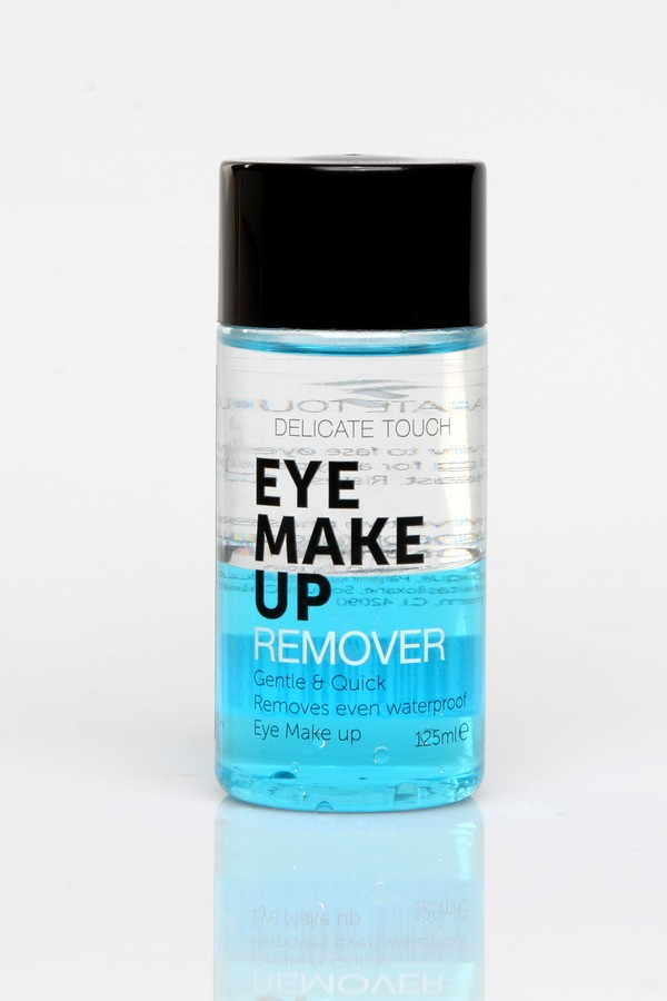 Delicate Touch Eye Makeup Remover 125ml