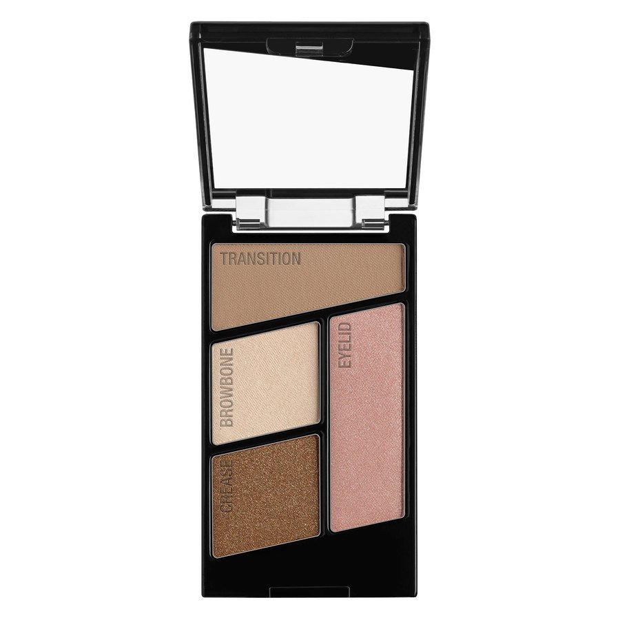 Wet`n Wild Color Icon Eyeshadow Quads Walking On Eggshells