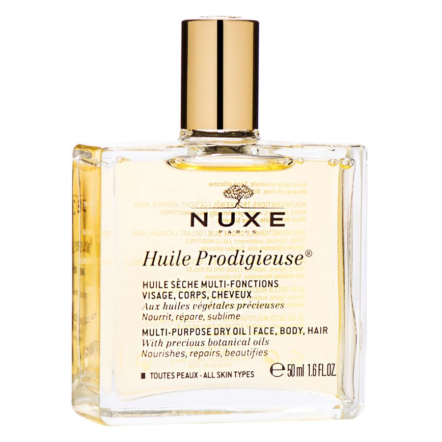 Nuxe Huile Prodigieuse Multi-Purpose Dry Oil Face. Body. Hair 50ml