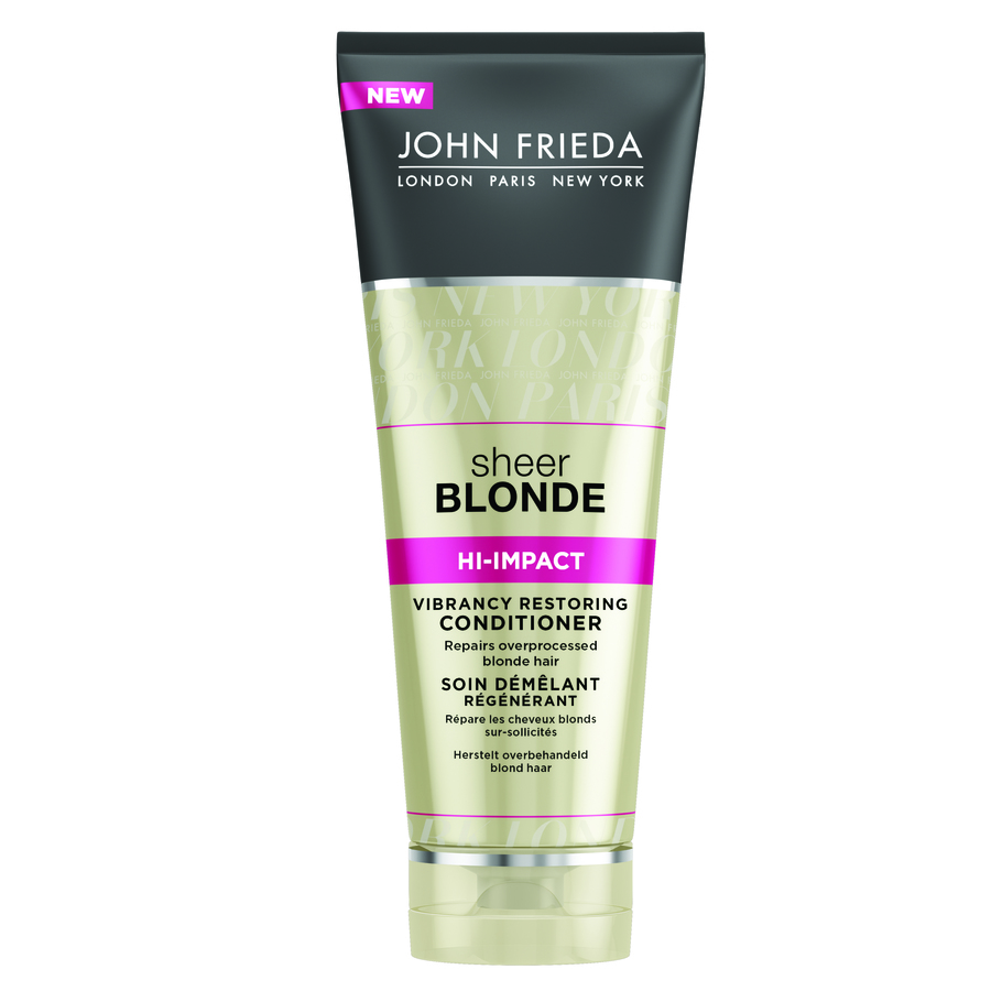 John Frieda Sheer Blonde Hi-Impact Vibrancy Restoring Conditioner 250ml