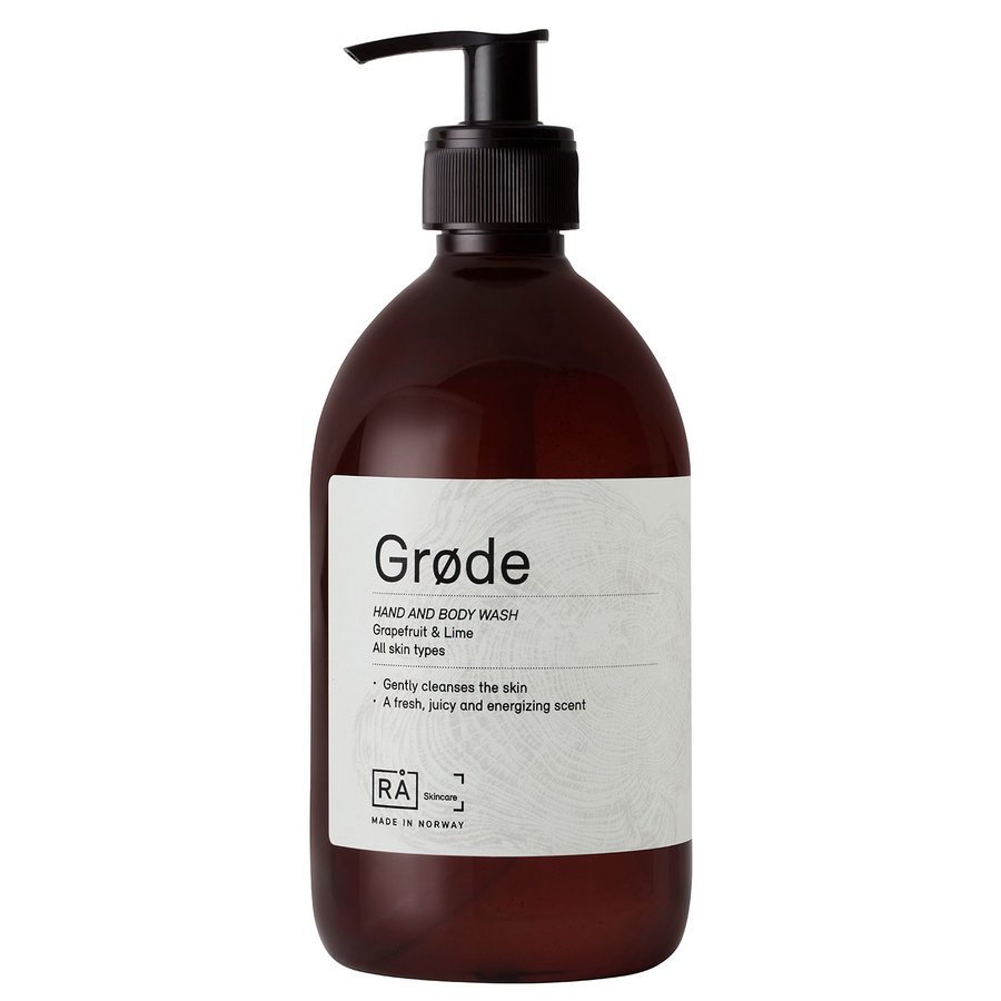 RÅ Organic Skincare Grøde Hand And Body Wash 500ml