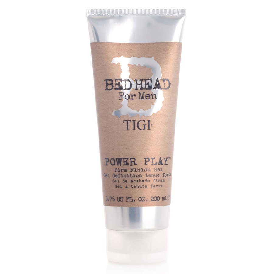 Tigi Bedhead For Men Power Play Firm Finish Gel 200ml