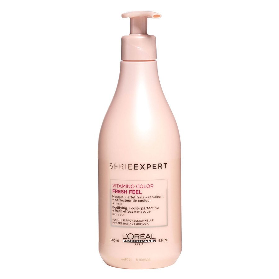 L'Oréal Professionnel Série Expert Vitamino Color Fresh Feel Masque 500ml