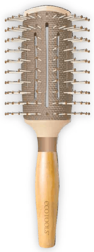 Eco Tools 2-In-1 Styler & Smoother Hairbrush