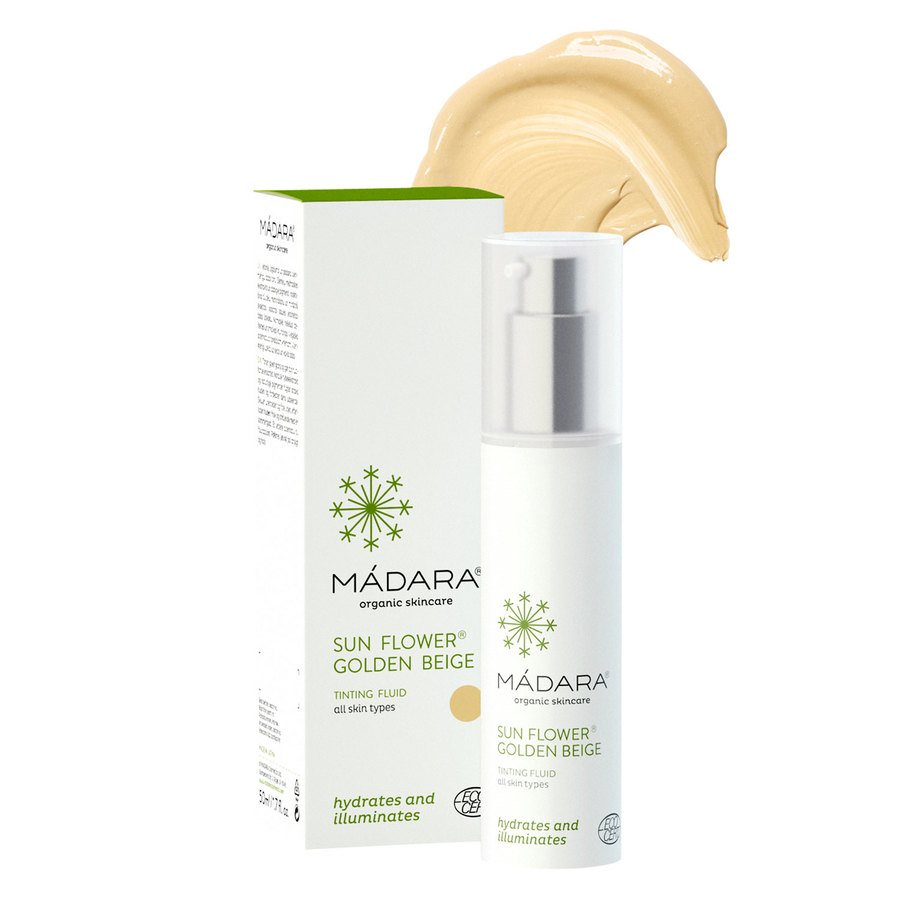 Madara Sunflower - Tinting FluidGolden Beige 50ml