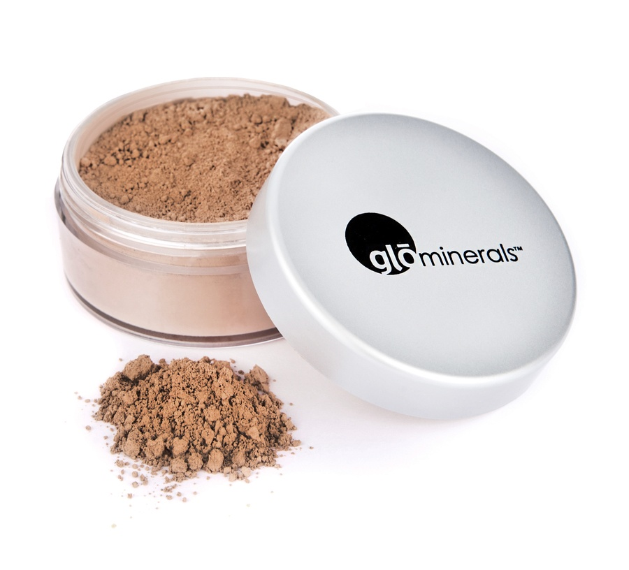 glóMinerals gloLoose Base Powder Foundation Natural Medium 10,5g